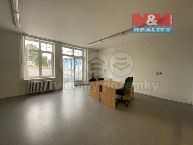 Pronájem kancelářského prostoru, 63 m², Krnov, ul. Hlubčická