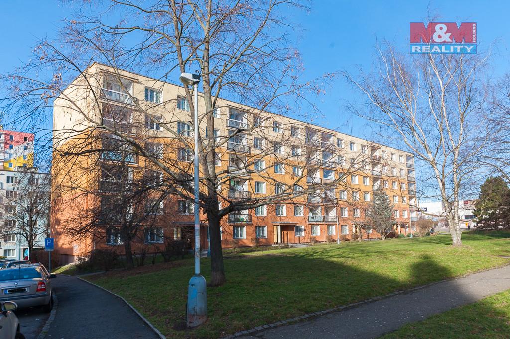 Pronájem bytu 2+kk v Praze 10, ul. Gercenova