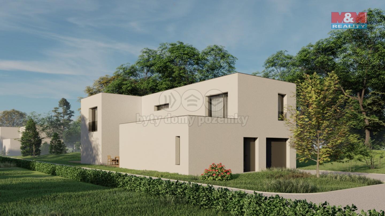 Prodej rodinného domu 5+1, pozemek 950 m², Podkozí