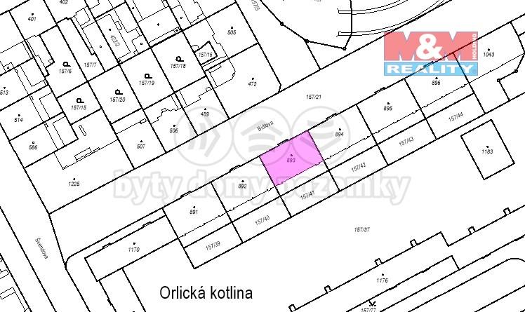 Prodej bytu 2+kk, 54 m², Hradec Králové, ul. Bidlova