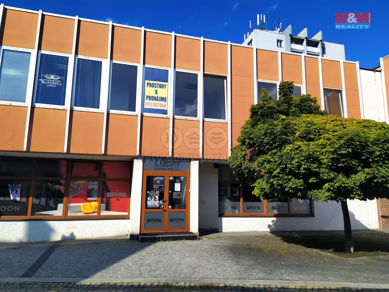 Pronájem obchod a služby, 85 m², Karviná, ul. Hrnčířská