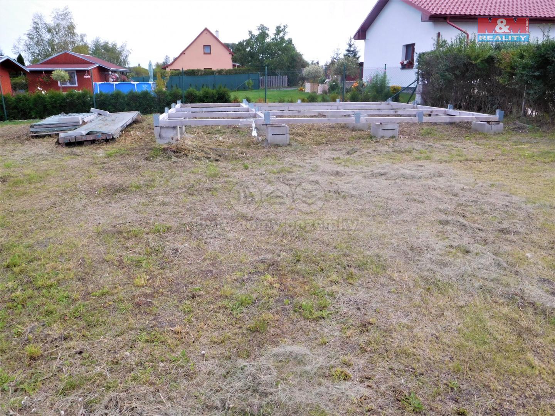 Prodej pozemku k bydlení, 500 m², Chbany