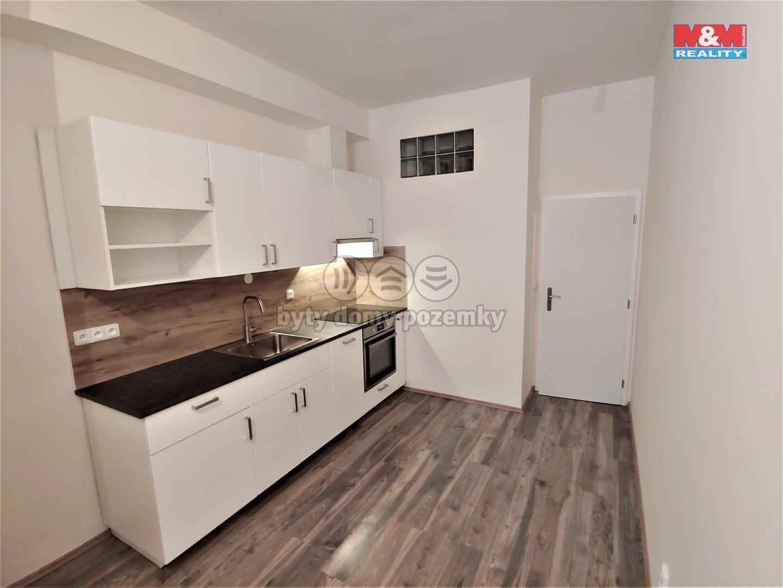 Pronájem bytu 2+1, 65 m², Brno, ul. Staňkova