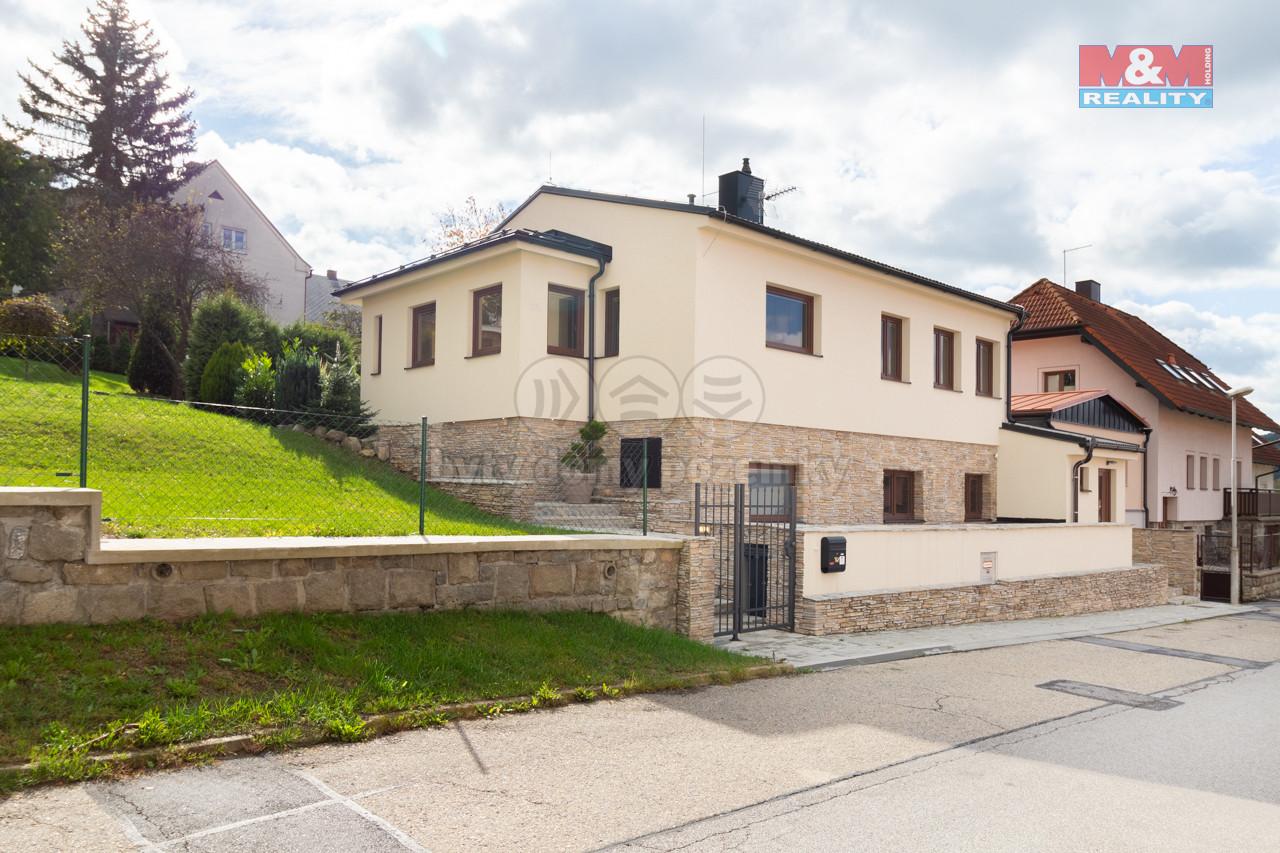 Prodej rodinného domu, 127 m², Český Krumlov, ul. Slupenecká