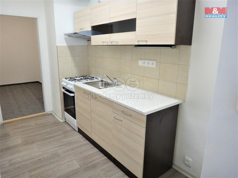 Pronájem bytu 2+kk, 40 m², Kladno, ul. Žižkova