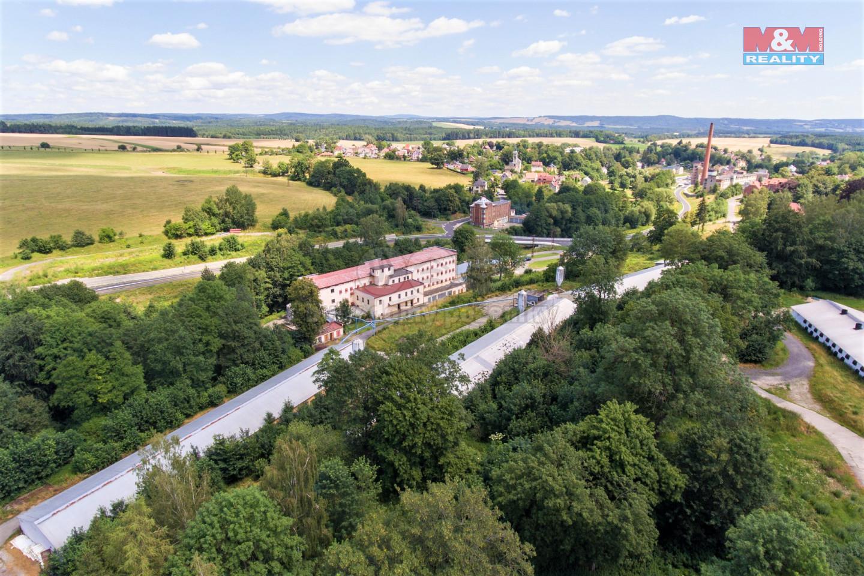 Prodej výrobního areálu, 78804 m², Plesná, ul. Celní