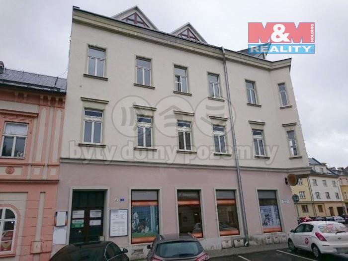 Pronájem kancelářského prostoru, 85 m², Bruntál