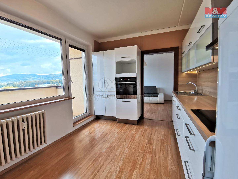 Prodej bytu 3+1, 74 m², Sokolov, ul. Jiřího z Poděbrad