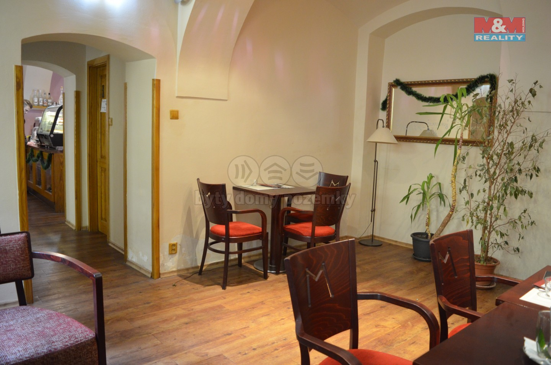 Pronájem restaurace, 150 m², Olomouc, ul. Kateřinská