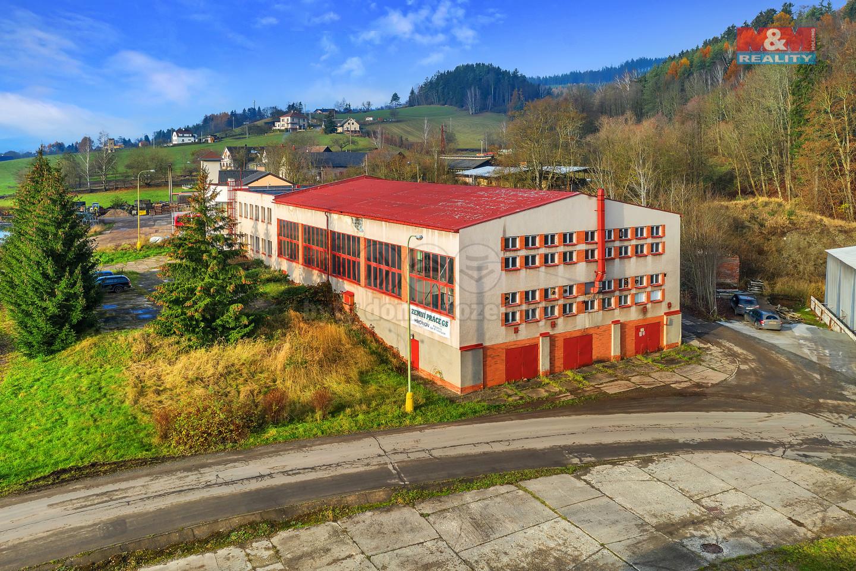 Prodej objektu, 3560 m², Rtyně v Podkrkonoší, ul. Ida