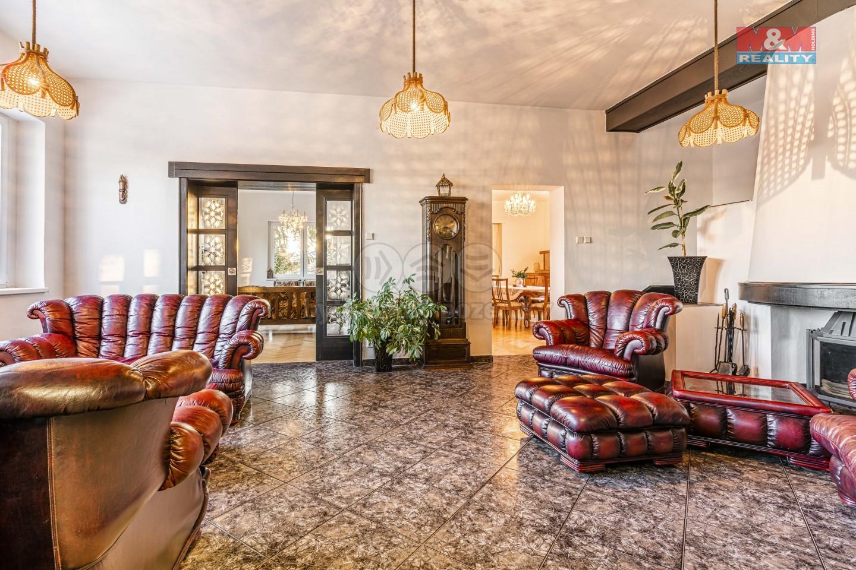 Prodej rodinného domu, 890 m², Varnsdorf, ul. Jarošova