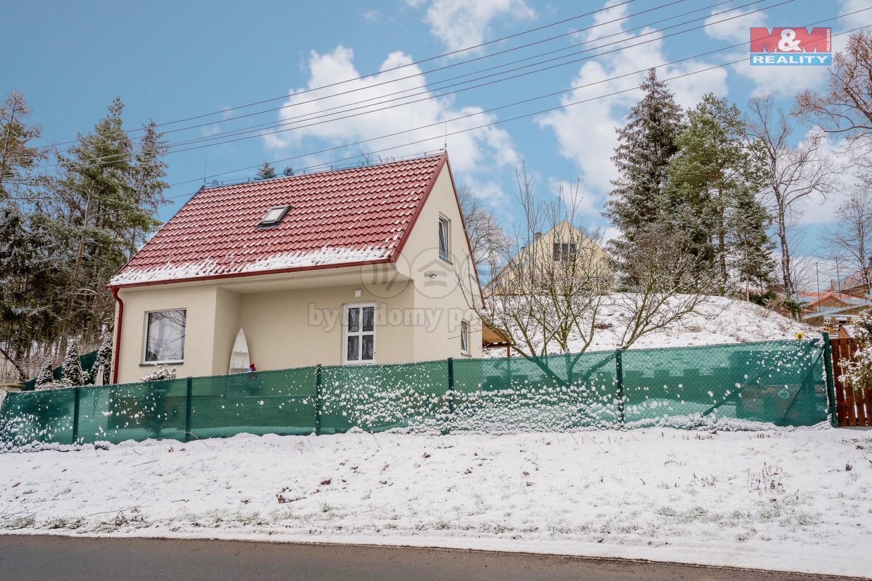Prodej rodinného domu v Klobukách, ul. Pod Nádražím