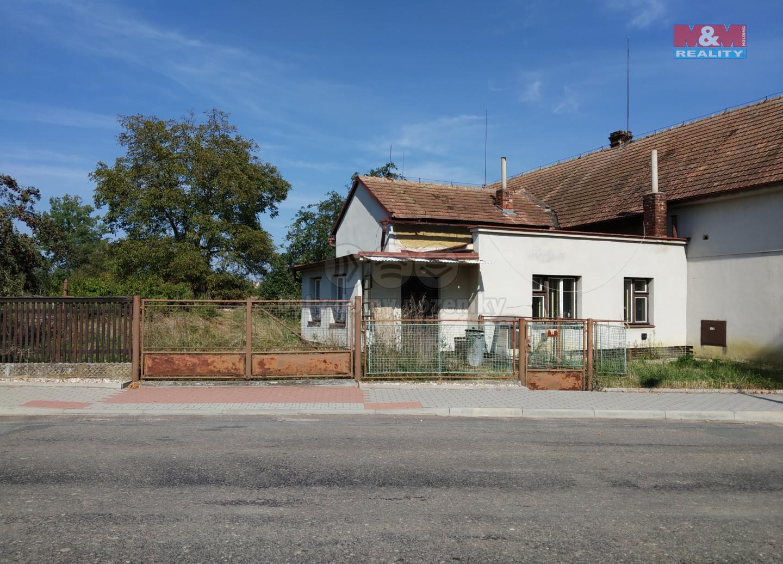 Prodej rodinného domu, 70 m², Újezd u Přelouče
