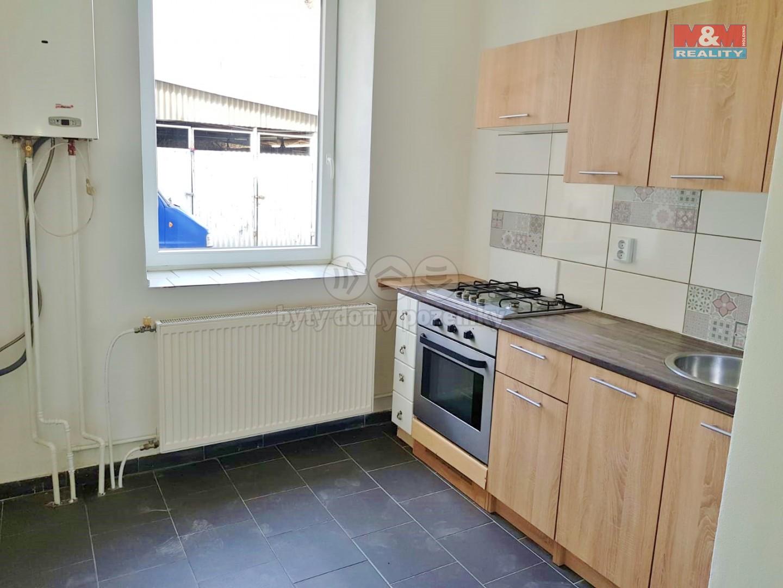 Pronájem, byt 1+1, 25 m2, Ostrava - Vítkovice, ul. Erbenova