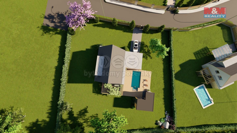 Prodej pozemku k bydlení, 1000 m², Chotěvice