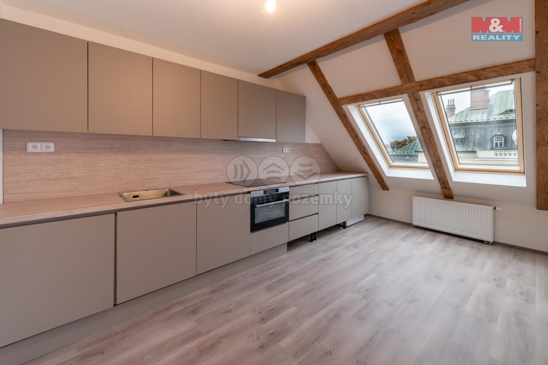 Pronájem bytu 1+1, 45 m², Praha, ul. Na střelnici
