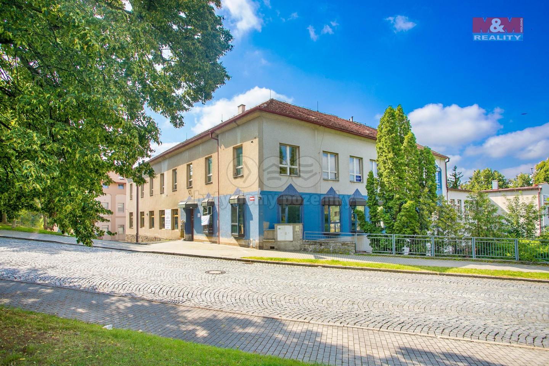 Pronájem, obchodní objekt, 200 m², Klatovy, ul. Podbranská
