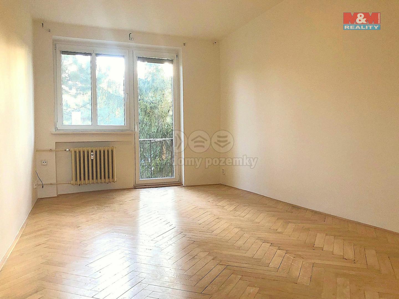 Pronájem bytu 3+kk, Praha - Michle, ul. V zápolí
