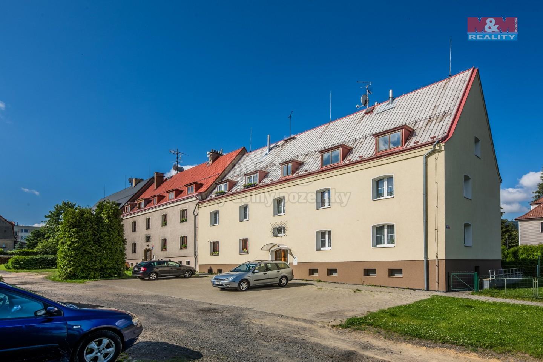 Prodej, byt 3+1, 58 m2, Liberec, ul. Příční