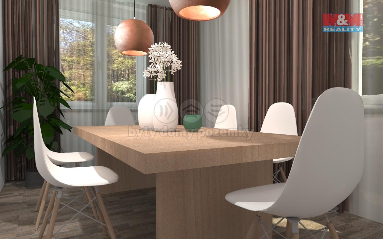 Prodej bytu 4+kk, 107 m², Brno, Žabovřesky