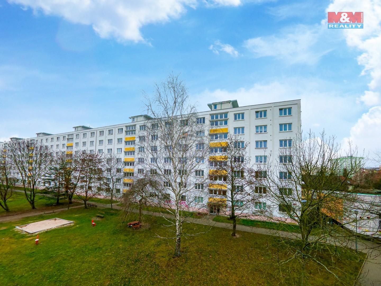 Pronájem bytu 3+1, 76 m², Plzeň, ul. Železničářská