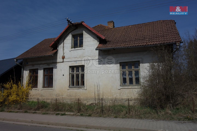 Prodej, chalupa, 4539 m2, Vítanov - Stan