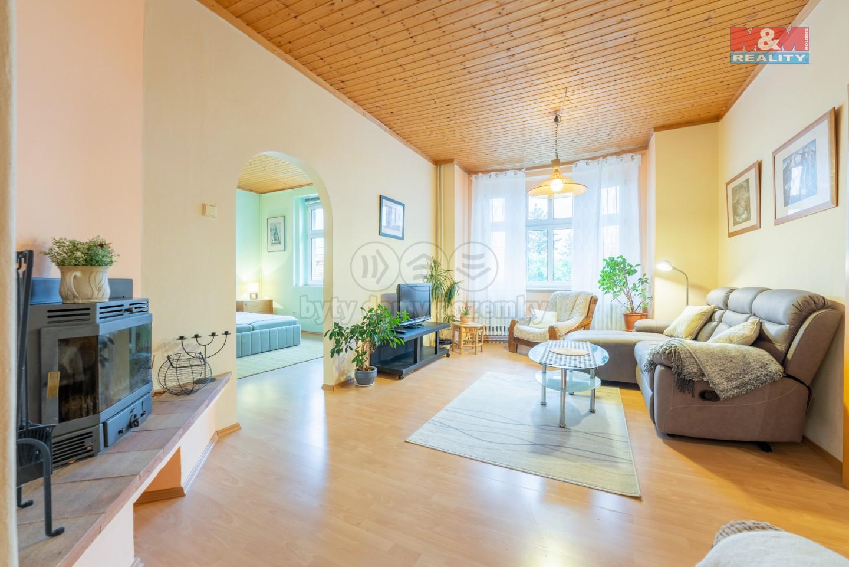 Pronájem bytu 3+1, 80 m², Praha 5 - Smíchov