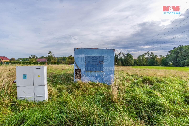 Prodej pozemku k bydlení, 1099 m², Horní Tošanovice
