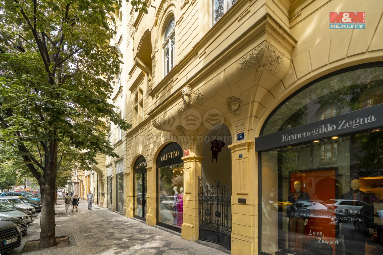 Prodej bytu 4+1, 120 m², Praha, ul. Pařížská