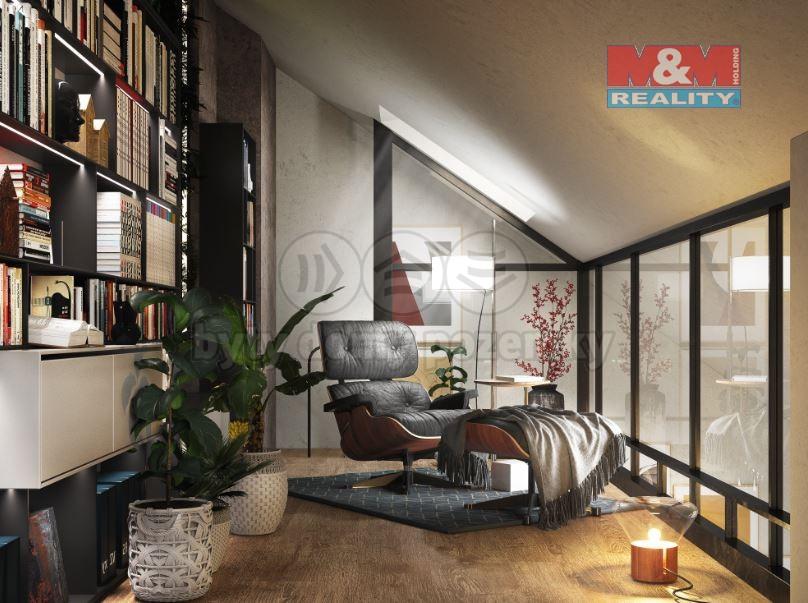 Prodej bytu 3+kk, 76 m², Praha - Vinohrady