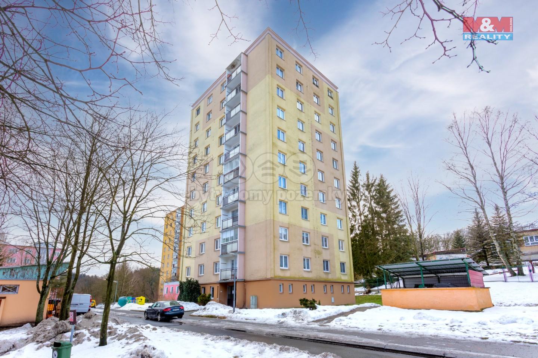 Prodej bytu 3+1, 62 m², Nejdek, ul. Okružní