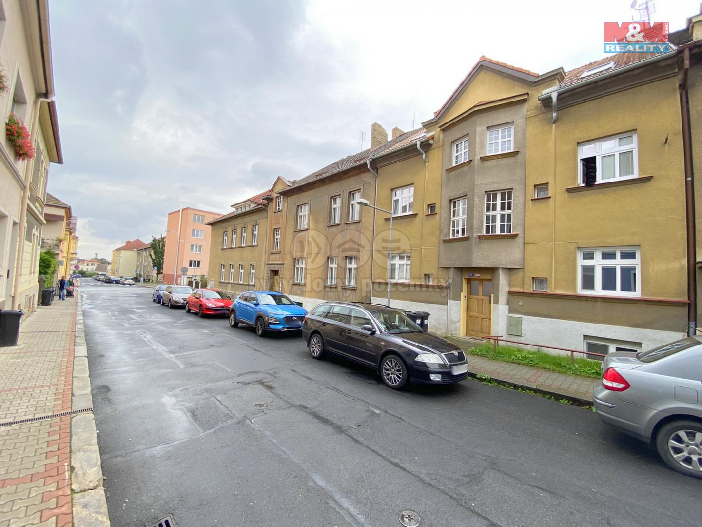 Pronájem bytu 2+1, 54 m², Litoměřice, ul. Stránského