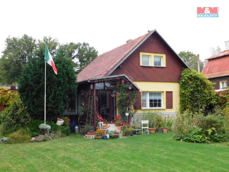 Prodej chalupy 5+kk, 90 m², Cheb, Háje Šlapany