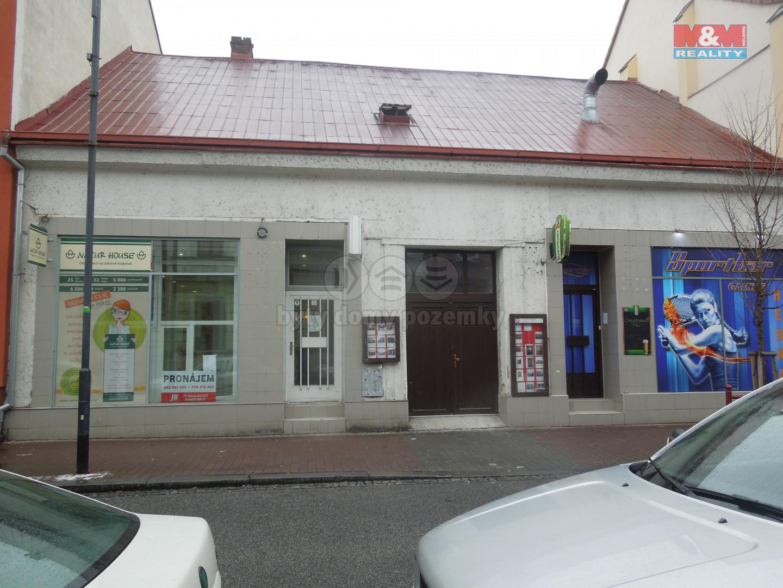 Pronájem obchod a služby, 63 m², Pardubice