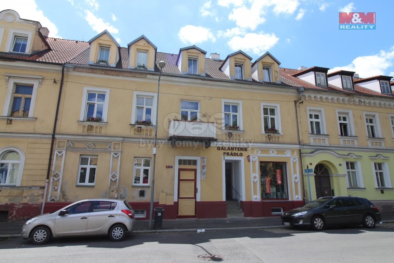 Pronájem bytu 1+1, 40 m², Františkovy Lázně, ul. Anglická