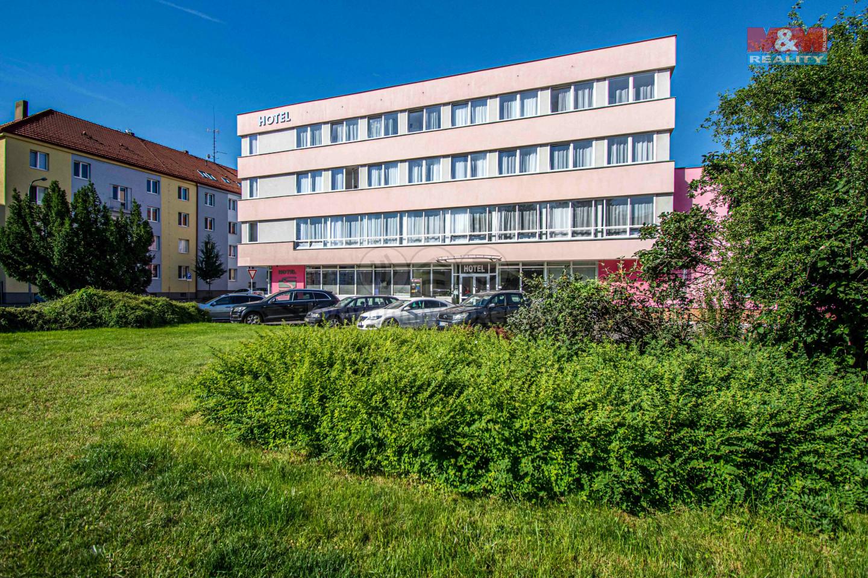 Prodej hotelu, penzionu, 3100 m², Krnov, ul. Sv. Ducha