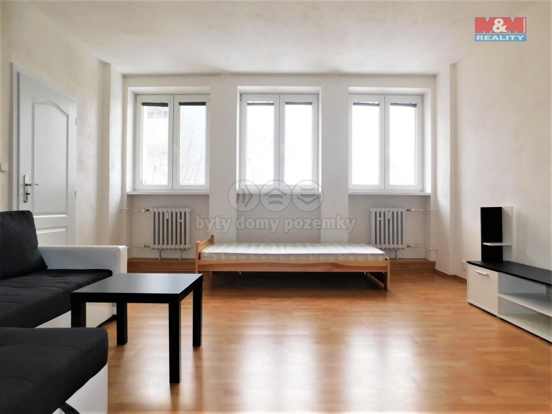 Pronájem bytu 4+1 v Praze, ul. Černokostelecká
