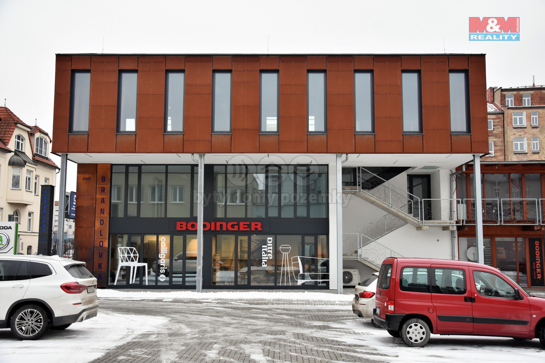 Pronájem obchod a služby, 95 m², Ostrava, ul. Brandlova