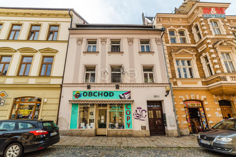Prodej, komerční objekt, Jihlava