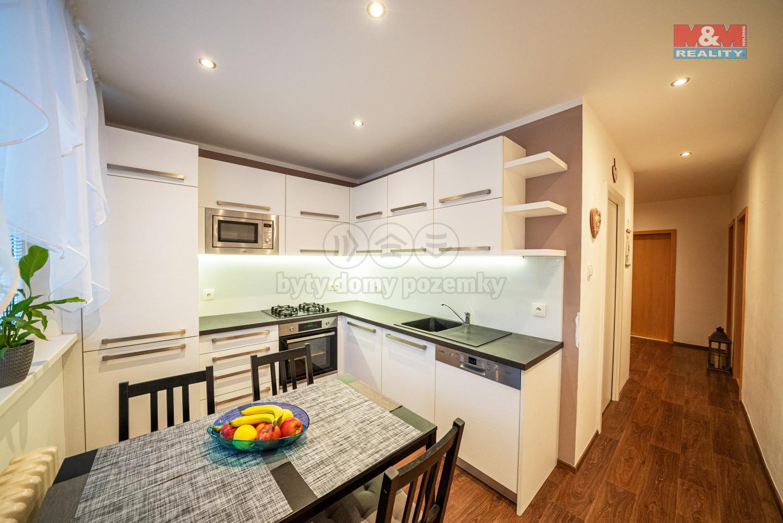 Prodej bytu 3+1, 72 m², Vyškov, ul. Sídliště Osvobození