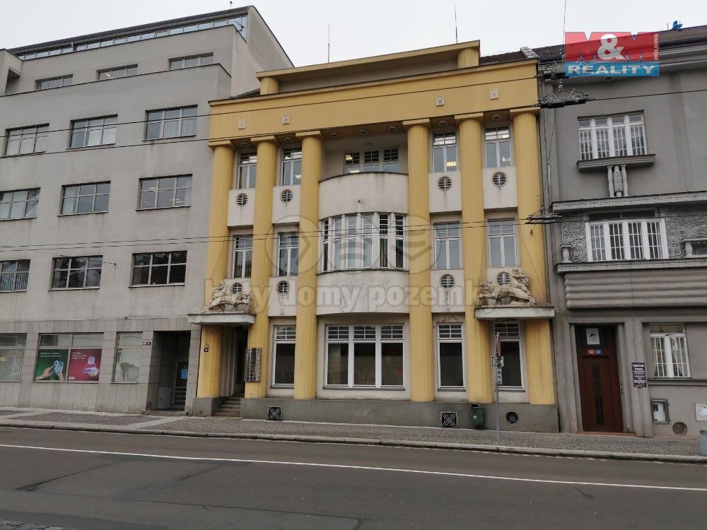 Pronájem kancelářského prostoru, 35 m², Hradec Králové