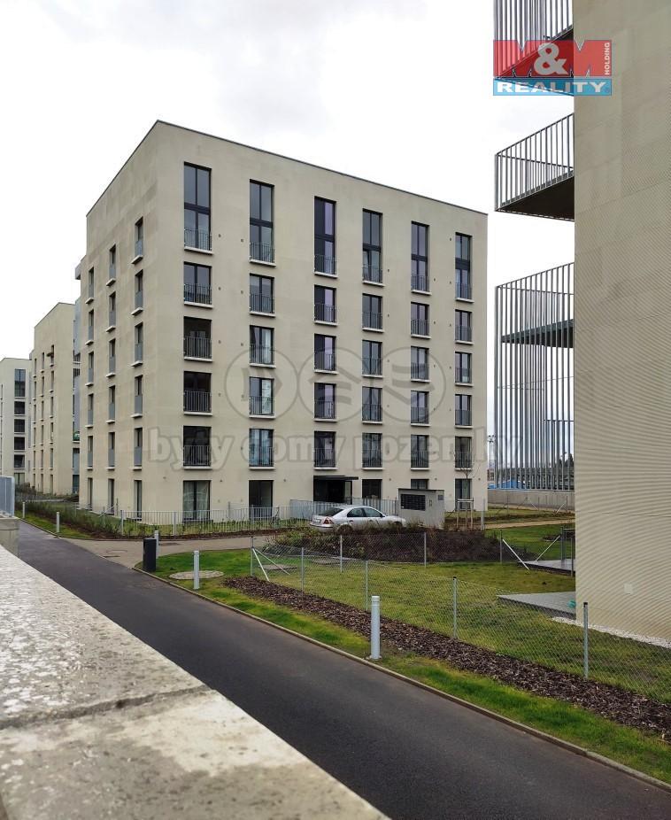 Pronájem bytu 1+kk, 23 m², Praha, ul. Novovysočanská