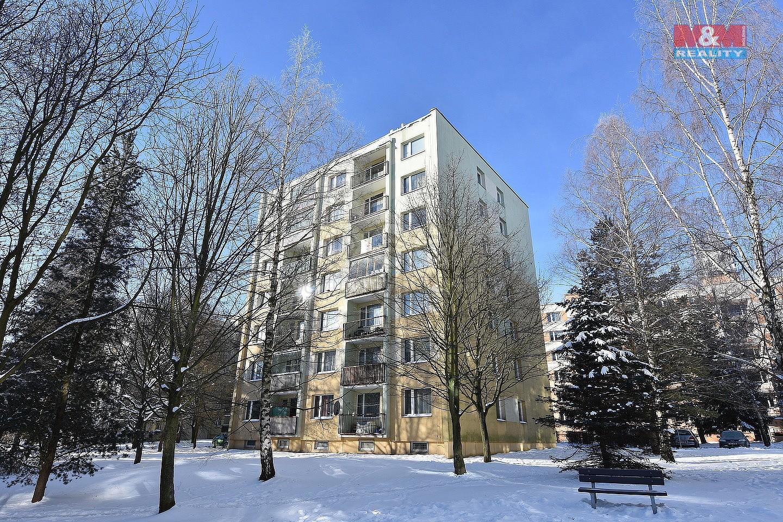 Prodej družstevního bytu 3+1 v Liberci, ul. Gagarinova