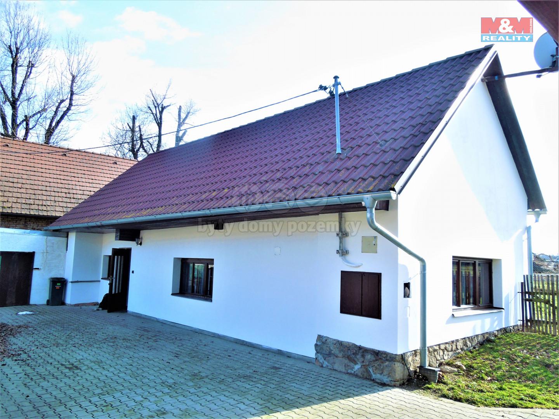 Prodej rodinného domu, 90 m², Olbramovice