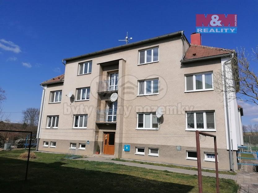 Prodej, byt 2+kk, Slavičín, ul. Nádražní