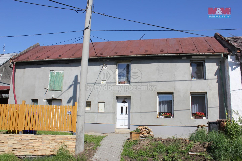 Prodej, rodinný dům, Bořenovice