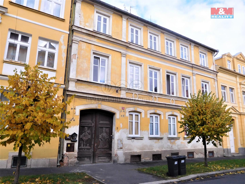 Prodej nájemního domu, 397 m², Františkovy Lázně