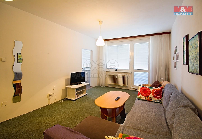 Prodej, byt 2+1, 54 m2, Olomouc, ul. Heyrovského