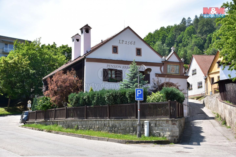 Prodej penzionu, 930 m², Český Krumlov, ul. Spojovací