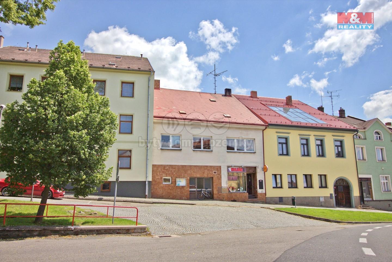 Prodej, obchodní objekt, 695 m², Přibyslav